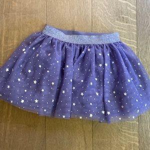 Tutu skirt size 4T